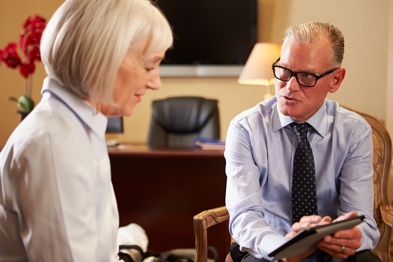 what to do if you suspect a client has dementia