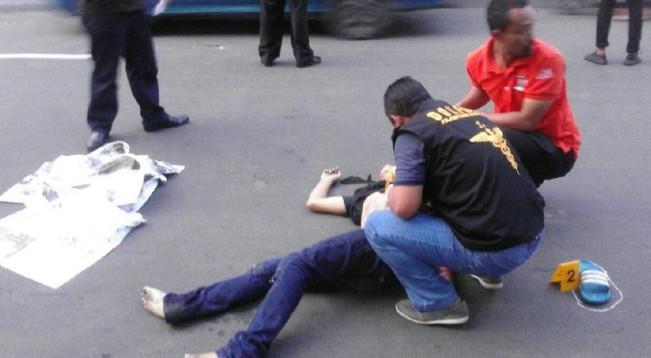 Seorang Pemuda Dibunuh Saat Sedang Konvoi di Jalan Rajawali Bandung
