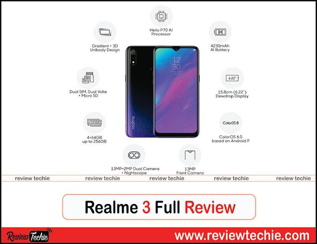 Realme 3 Review