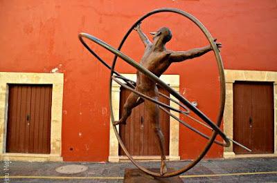 Esculturas Jorge Marín