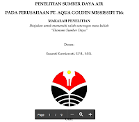 Contoh Artikel Jurnal Penelitian Sumber Daya Air Di Indonesia Pdf Download
