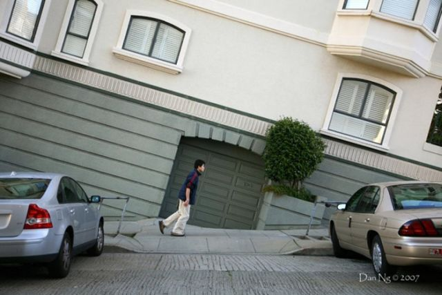 San Francisco Photography Illusion