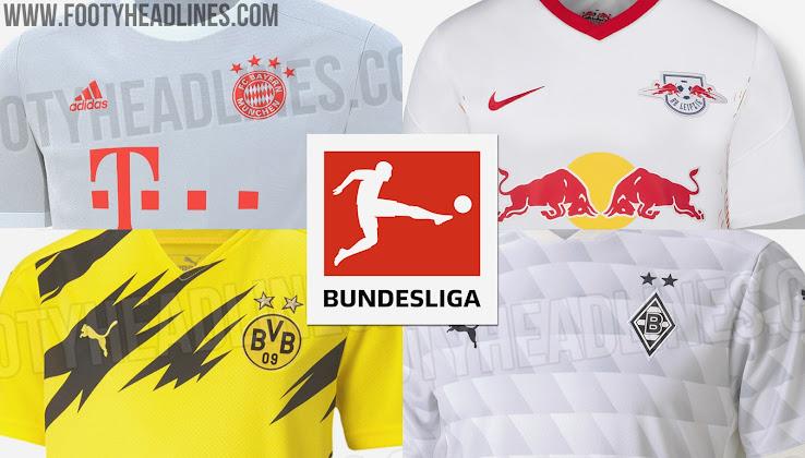 All Bundesliga 20 21 Kits Overview 100 Complete Footy Headlines