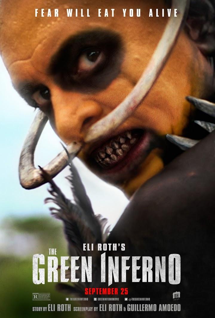 The Green Inferno (2013) BluRay 480p & 720p