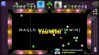 8 Ball Pool v3.9.1 Apk MOD AUTO WIN