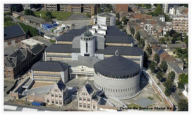 Cours, Justice,  Gerechtshof, jumelage, barreaux, Mons, Hainaut, Belgique, Kananga, Kasaï-central, RDC