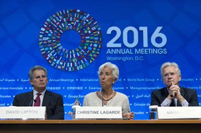 Ραγδαίες εξελίξεις για ΔΝΤ και ελληνικό πρόγραμμα