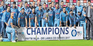 India Beat Sri Lanka By 8 Wickets, Win Series 2-1