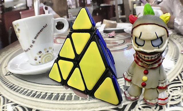 Piraminx Bangaged Solucion tutorial