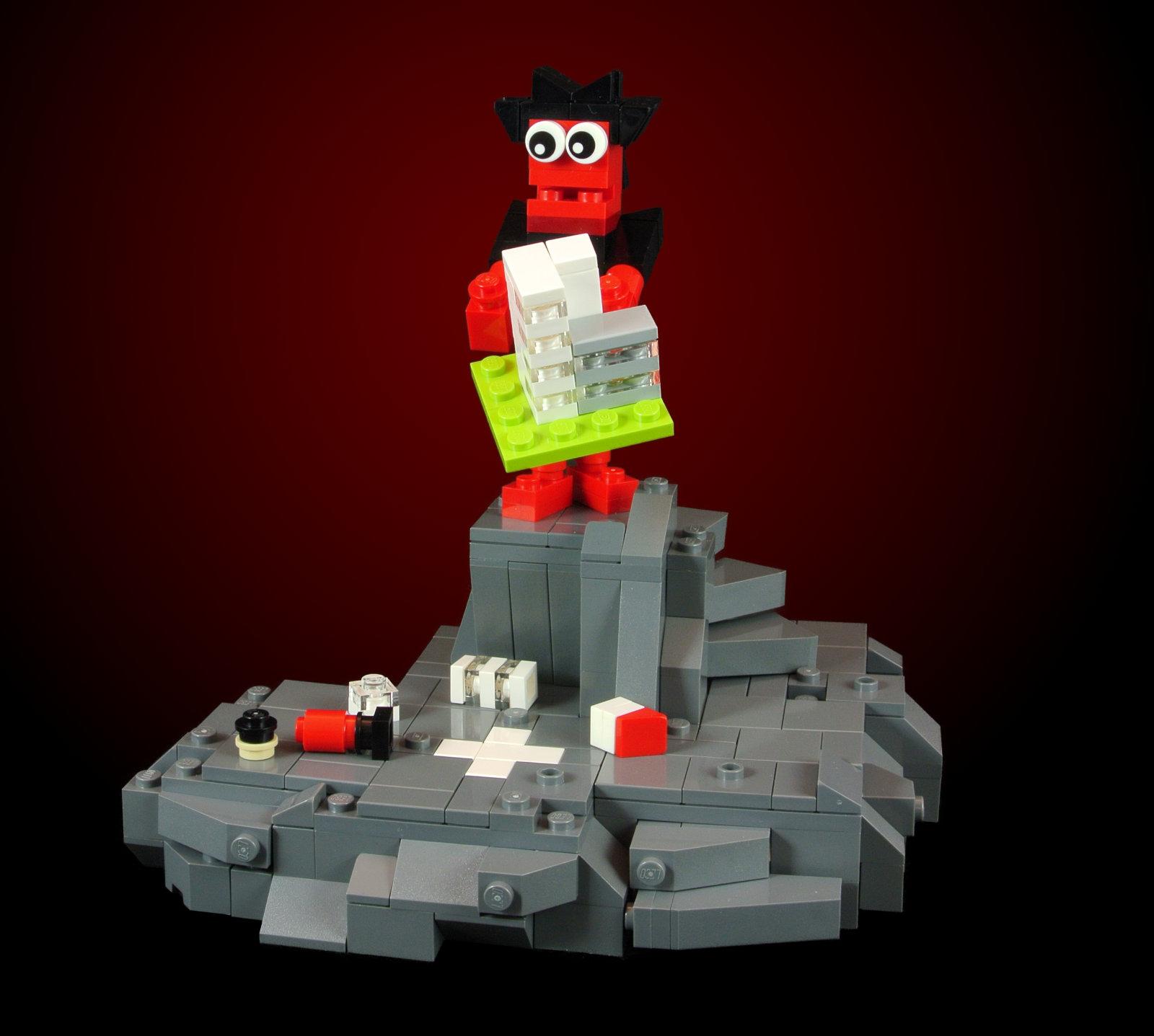 Aficiones de un adulto inconstante - Construcciones de lego para ninos ...