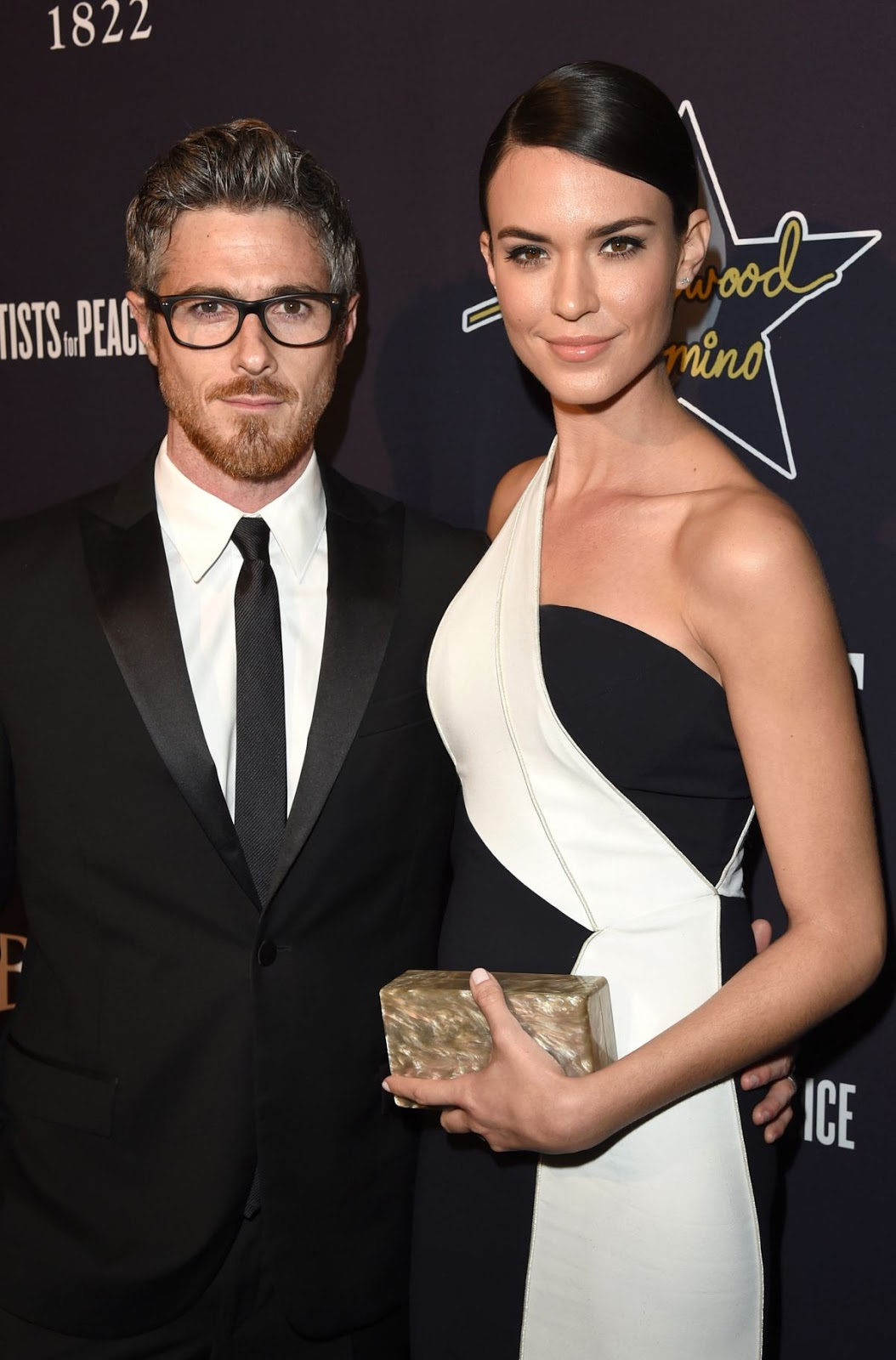 Odette Annable At 2015 Hollywood Domino Gala In Los Angeles