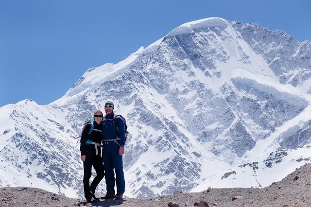 Mount Elbrus Janiina Ojanen Heikki Kauppinen