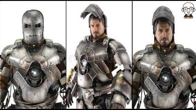 Kostum Pertama Ironman Dicuri