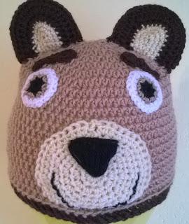 Cappello orsetto