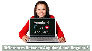 Differences Between Angular 4 and Angular 5