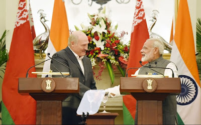 Bilateral Investment Treaty between India and Belarus