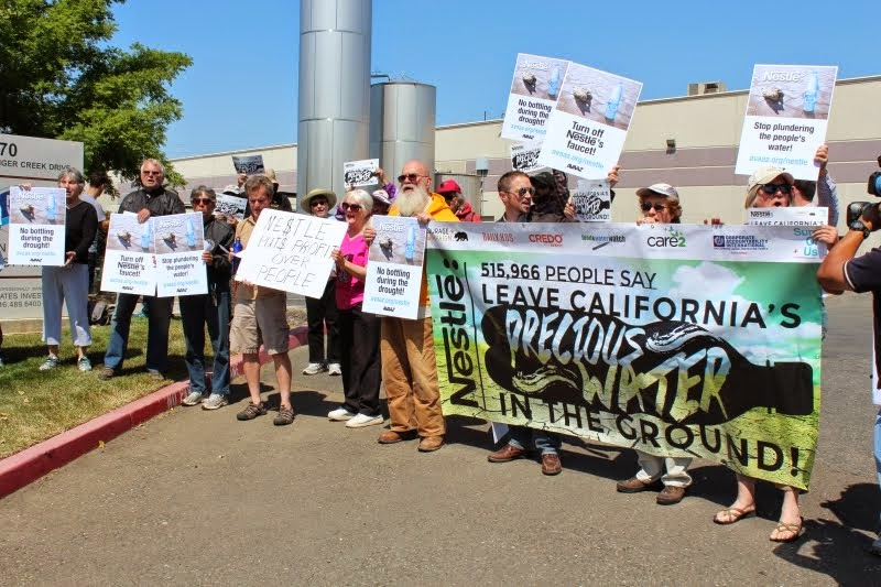 How To Write A High School Essay Protesters Converge On Nestl Bottling Plants In Sacramento And Laphoto  Essay Of Protest The Importance Of English Essay also High School Admissions Essay Censored News Protesters Converge On Nestl Bottling Plants In  Essay Of Health
