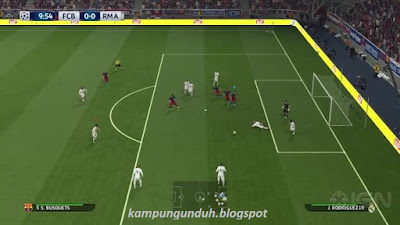 PES 2017 PRO EVOLUTION SOCCER APK v.0.9 for Android