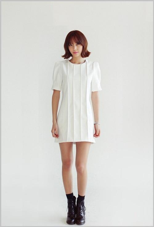 Đầm, váy dáng suông thả eo 10