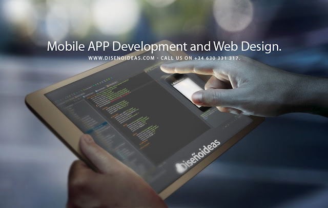Web Design and APP development Marbella