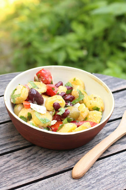 salade des antilles bananes rhum