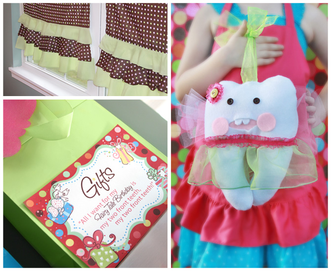 The Creative Orchard Celebrate Tooth Fairy Party