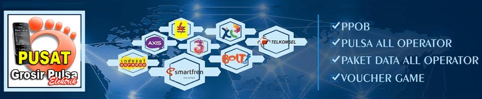 Web Promosi Mitra Server Pulsa Termurah