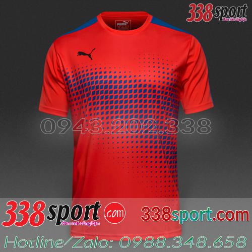 Áo bóng đá tự thiết kế đẹp mã 39