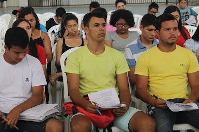 Resultado de imagem para fotos de alunos participando dos auloes em sao paulo do potengi