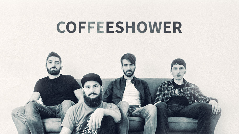 COFFEESHOWER Punk Rock Band
