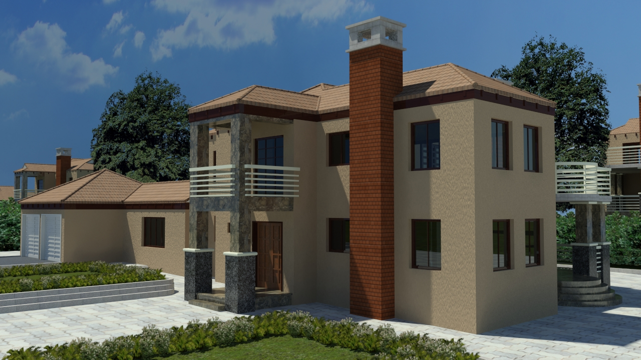 Modern homes designs exterior small gardens ideas ...