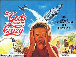 The Gods Must Be Crazy (1980) Hind - Tamil - Eng Movie Download 400mb HDRip