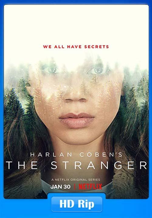 The Stranger 2020 Hindi 720p Dual Audio English NF WEBRip x264 | 480p 300MB | 100MB HEVC