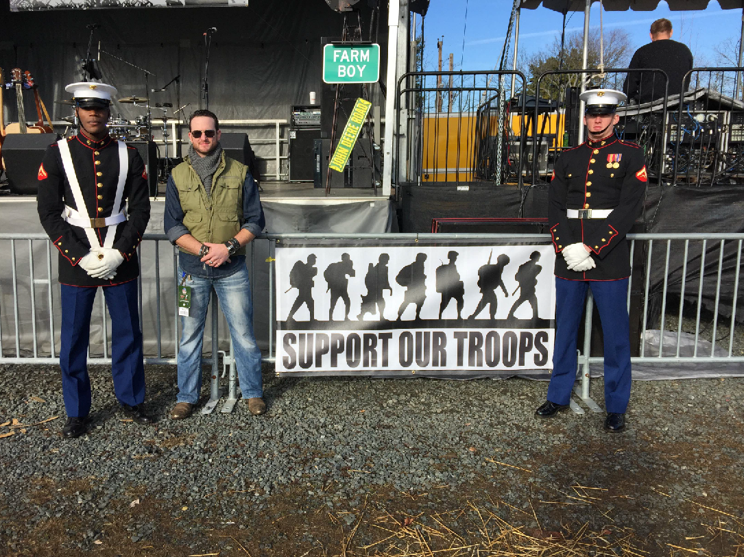 Support Our Troops Banner | Banners.com