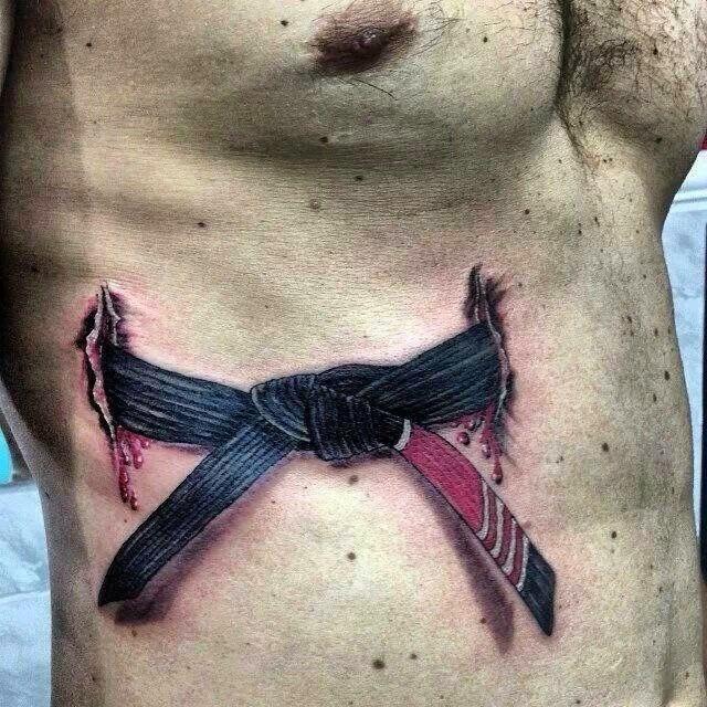 tatuagem-jiu-jitsu-faixas-preta