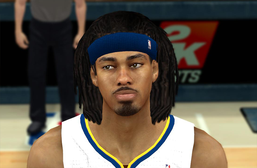 Chris Copeland's Hair NBA2K14