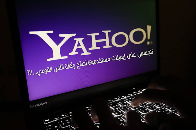 yahoo secretly scanned customer email for nsa
