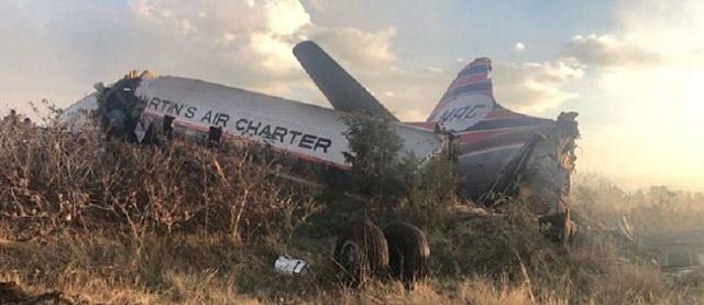 Video Detik-detik Pesawat Jatuh Jadi Viral: Ada Kepanikan dan Ketakutan