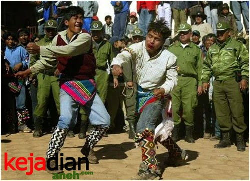 Festival Tinku Bolivia Aymara