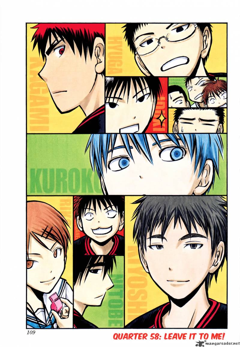Kuroko No Basket chap 058 trang 3