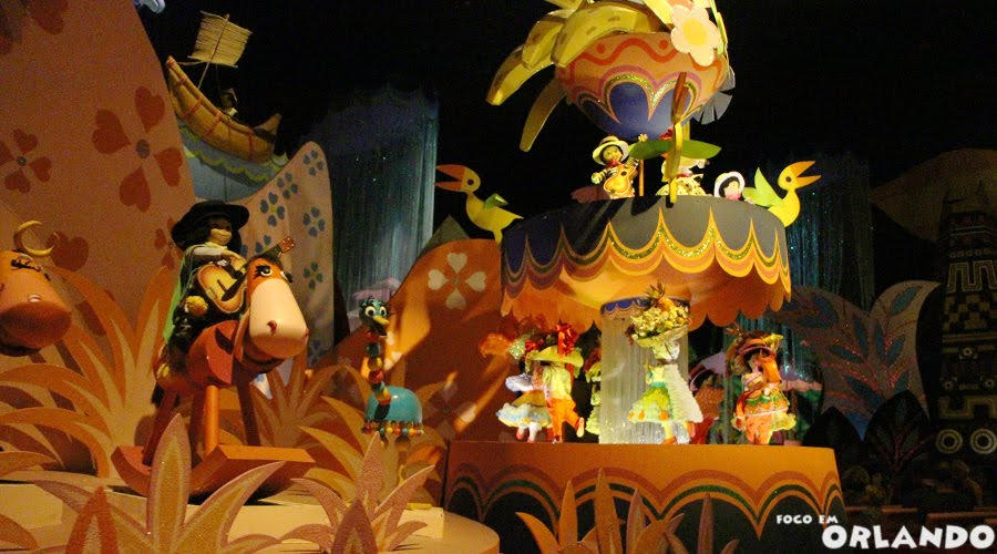 it's a small world, Magic Kingdom