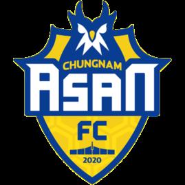 Daftar Lengkap Skuad Nomor Punggung Baju Kewarganegaraan Nama Pemain Klub Chungnam Asan FC Terbaru 2020