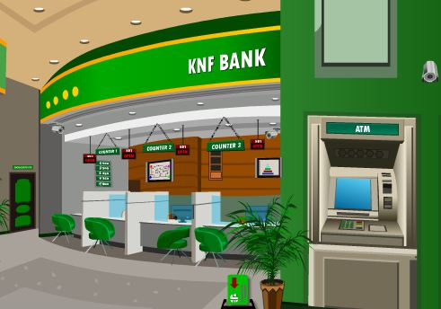 KNFGame Bank Robbery Esca…