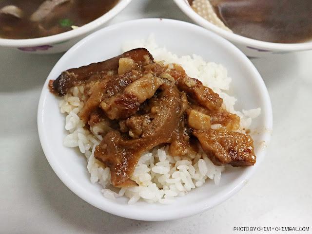 IMG 9493 - 台中太平│阿清香菇肉燥飯,招牌香菇肉燥飯鹹香滷得好入味!凌晨也能吃得到熱騰騰的當歸鴨!