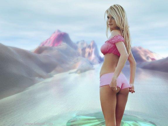 Hannah Montana: hot girl hd wallpapers