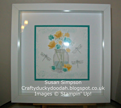 Stampin' Up! Susan Simpson Independent Stampin' Up! Demonstrator, Craftyduckydoodah!, Jar of Love, Everyday Jars Framelits, One to One Workshop, Supplies available 24/7,