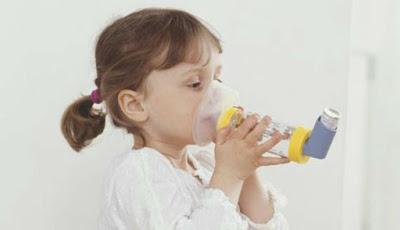 Anak Asma kena ambil neb atau nebulizer