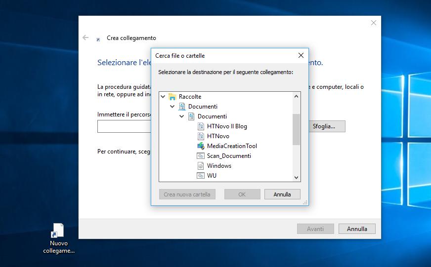 Come pinnare Cartelle alla Barra delle applicazioni in Windows 10 e precedenti 3 HTNovo