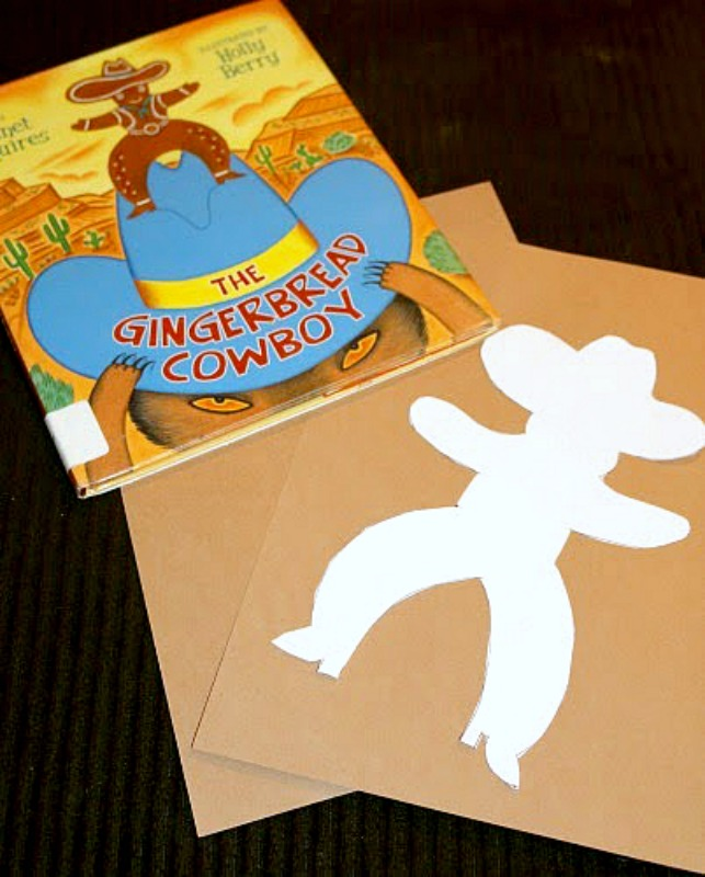 The Gingerbread Cowboy Craft for Children