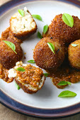 Arancini with Homemade Marinara